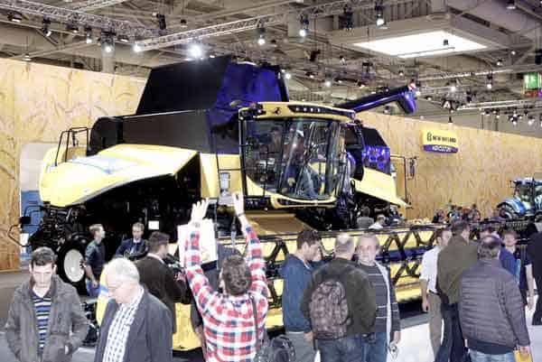Agritechnica bus tur med Skjern Maskinforretning. Kom med i år og få store oplevelser og nyttig viden med hjem