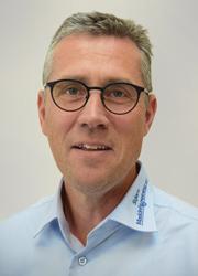 Salgsleder for Skjern Maskinforretnings landbrigsafdeling Kjeld Toftgaard