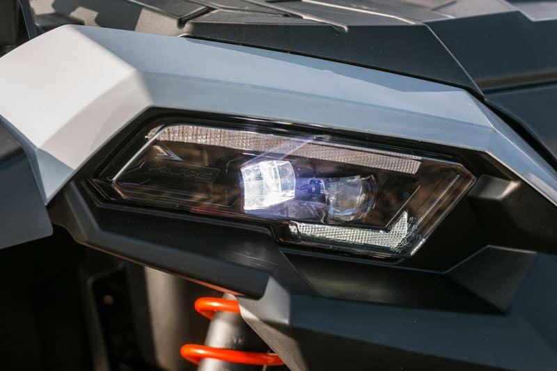 Halogen lygter på ATV Polaris XP 1000 S Danmark