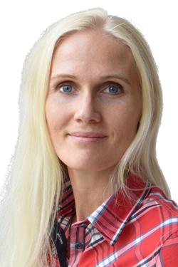 Anne Mette Harkes marketing ansvarlig Polaris ATV og UTV DK