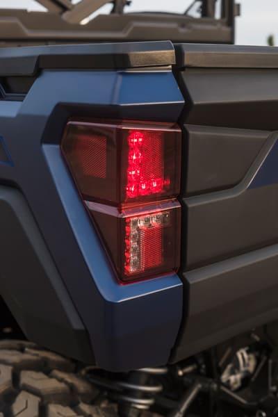 Baglys på Polaris Ranger XP 1000 EPS