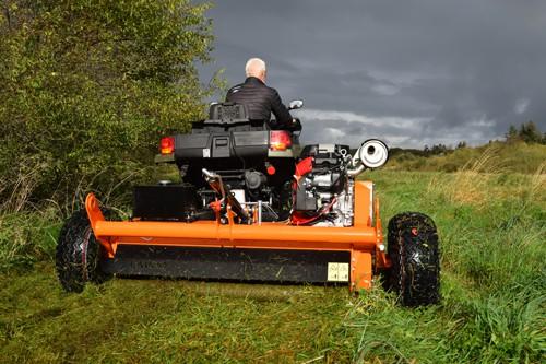 Chapman slagleklipper til ATV og små traktorer