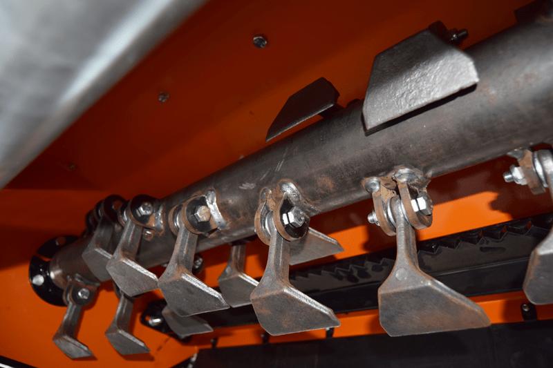 Hammer slagler som tilvalg til Chapman slagleklipper til ATV, UTV og minimaskiner