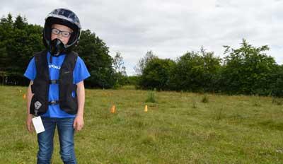 BørneATV lær dit barn om sikker kørsel