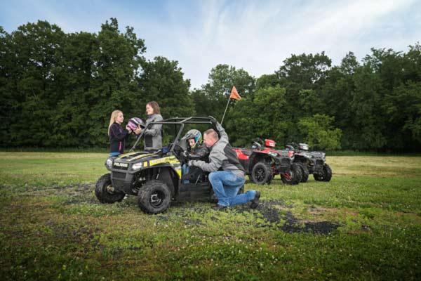 Racere til børn og unge fra Polaris. Kvalitets atver til to personer. Masser af køreglæde.